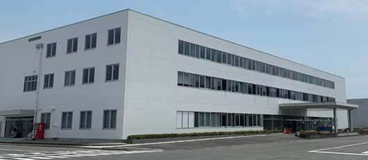 New Hiroshima Plant begins operations as a symbol of recovery from the disaster of heavy rains in western Japan!